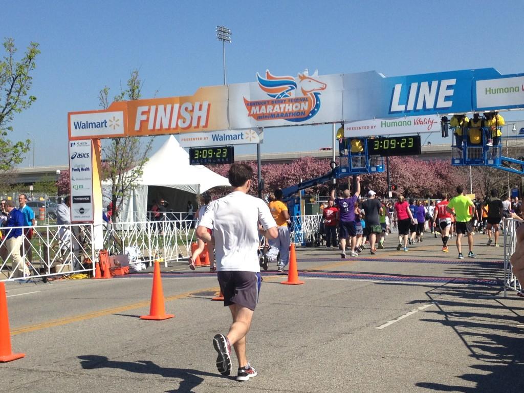 Brandon in marathon 4.19.14