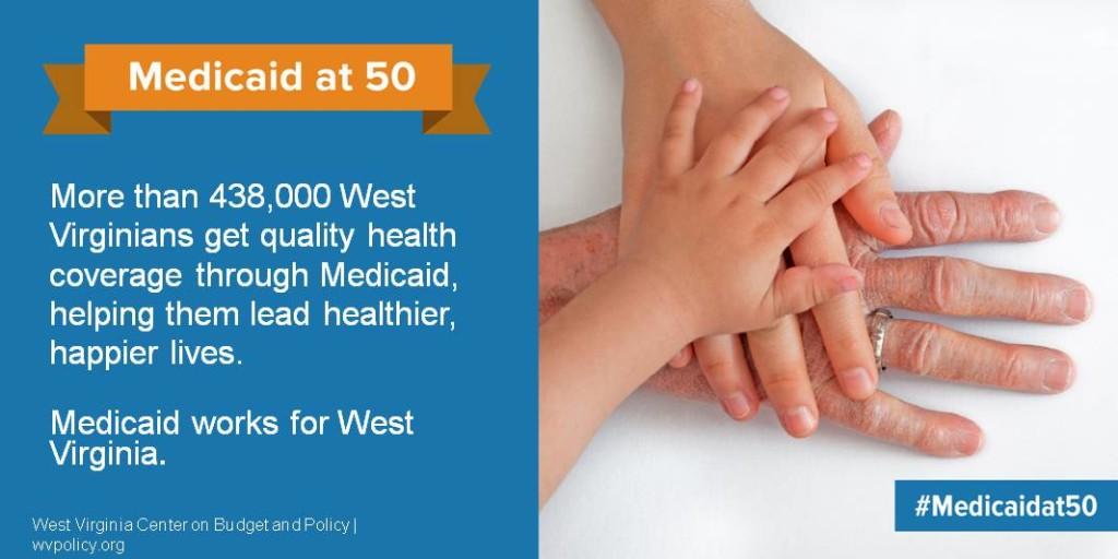 Medicaid at 50 general