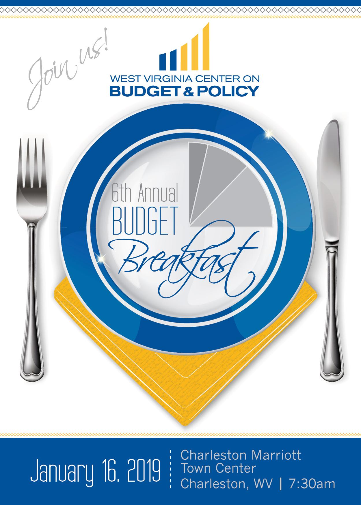 2019 Budget Breakfast