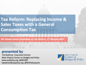 What Is The Sales Tax In Virginia >> What Would Eliminating The Income Tax Mean For West Virginia
