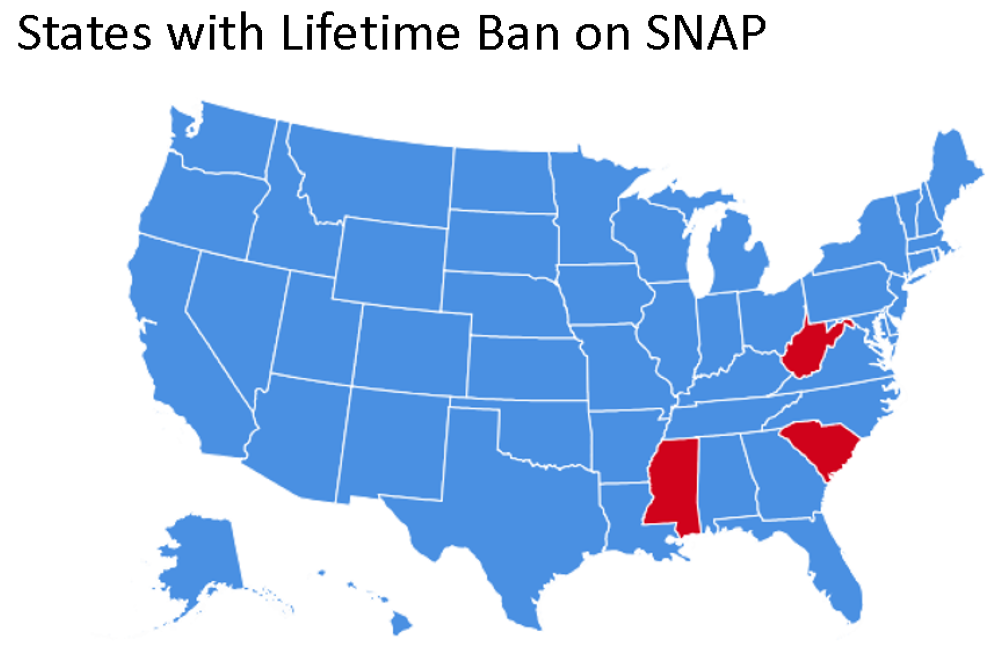 Lifting the SNAP Ban on Drug Felons Can Help All West Virginians